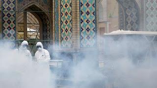 Di Luar China, Iran Jadi Pusat Baru Mewabahnya Virus Corona