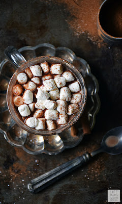 Easy Nutella Hot Chocolate | by Life Tastes Good
