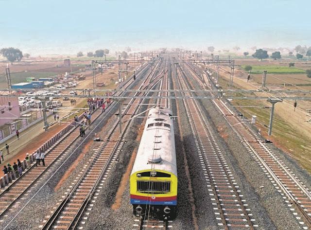 Image Attribute: New Khajua DFC Station / Source: TATA Projects