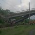 На оккупированной территории Луганщины взорван мост