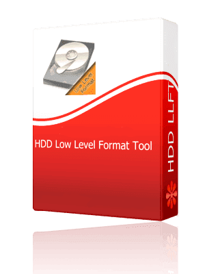 HDD Low Level Format Tool box