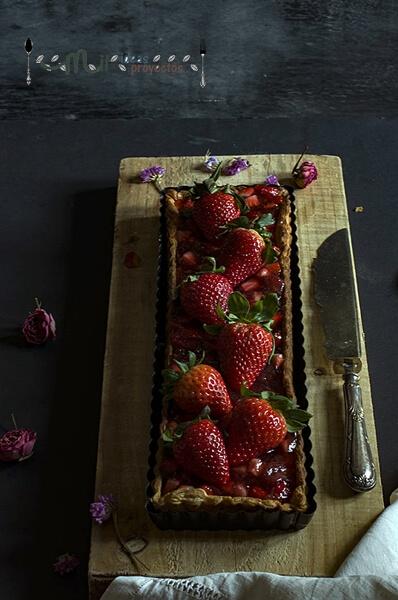 receta-tarta-facil-fresas3