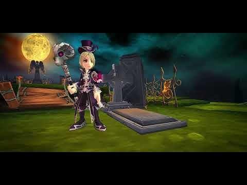 Hero G.R.E.A.T : Ghost Magician