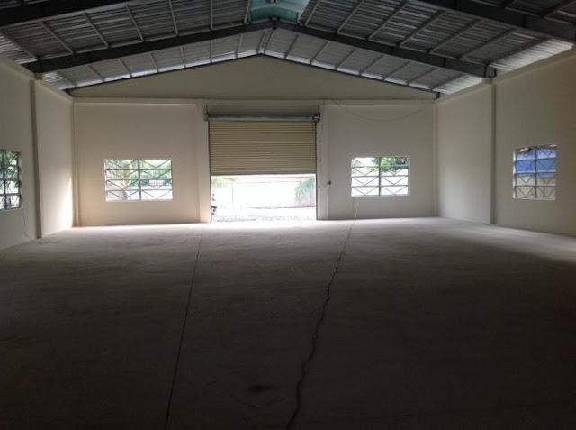 Xưởng cho thuê 500m2 mới xây ở phường Tân Thới Nhất, Quận 12