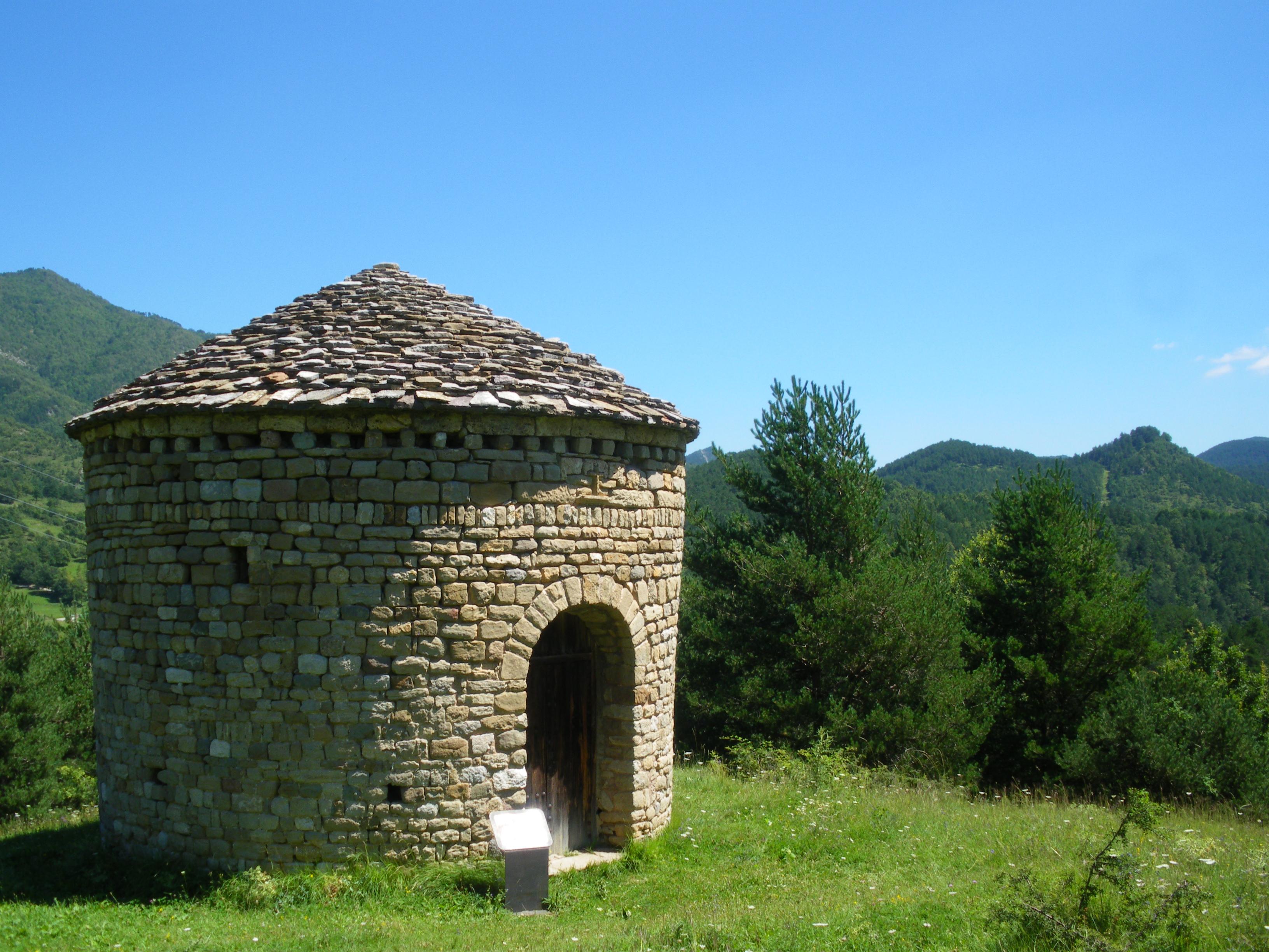 Ruta del romànic al Berguedà, Alt Berguedà, Catalunya
