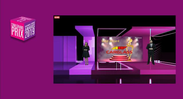 Πρώτη θέση για την Carglass στα «TPGR CRM Grand Prix Customer Service Awards»