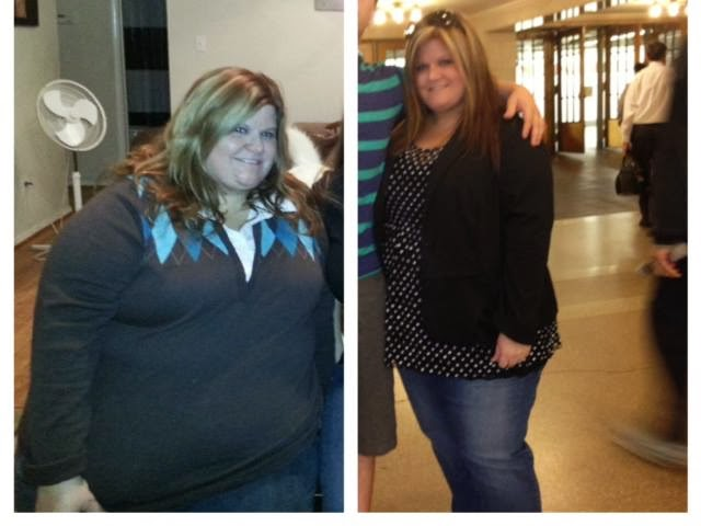 Skinny Fiber testimonial of 50+ pounds in 4 months.