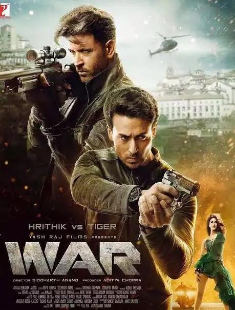 War 2019 Full Hindi Movie Bluray 480p 720p