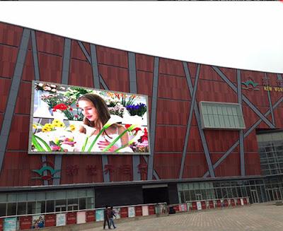Đơn vị thi công màn hình led p4 chuyên nghiệp tại Thái Bình