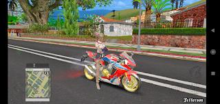 Honda CBR 1000 RR 2017 SP EDITION Gta San Andreas Android