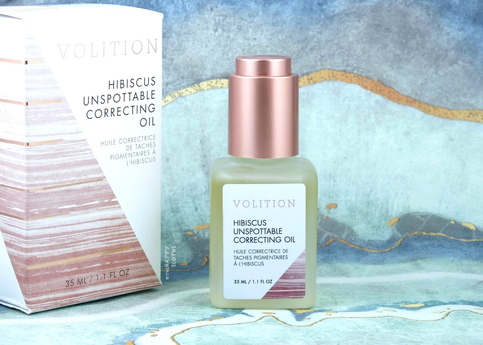 Volition Beauty | Hibiscus Unspottable Correcting Oil: Review