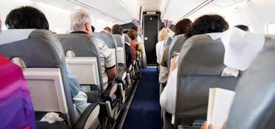 perjalanan udara dengan Citilink