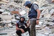 Israel Bombardir Kantor Media, Forjim: Langgar Konvensi Jenewa 1949