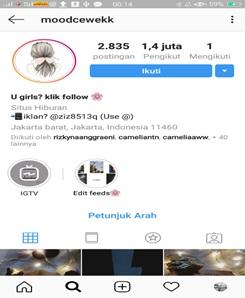 2 prosedur rahasia  penggunaan instagram