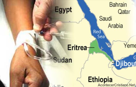 Un cristiano muere en Eritrea