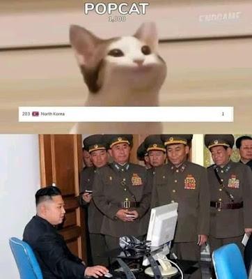 meme popcat viral