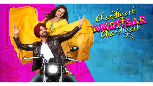 Chandigarh Amritsar Chandigarh (2019) Punjabi Movie
