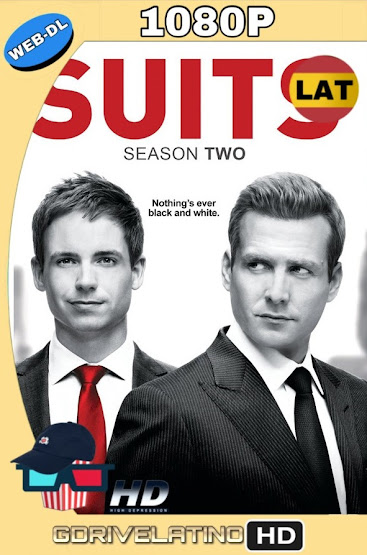 Suits Temporada 02 NF WEB-DL 1080p Latino-Ingles MKV