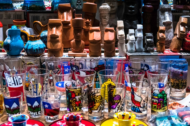 b1a0728ed9807 Onde comprar souvenirs em Santiago do Chile