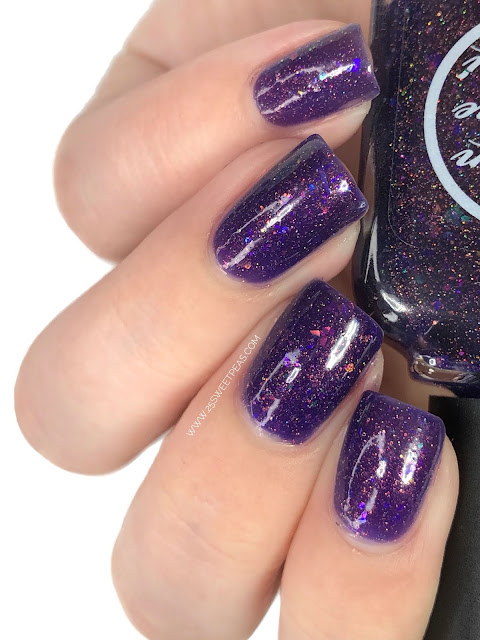 Moon Shine Mani Love Actually