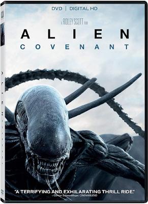 Alien: Covenant [2017] [DVD R2] [PAL] [Castellano] [DVD9]