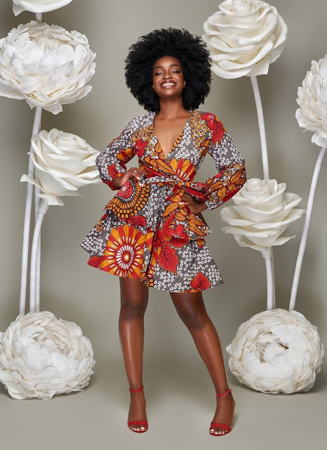 Beautiful African Dresses 2019