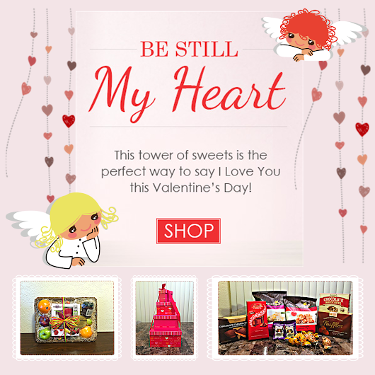 Delicious Gifts For Your Sweetheart On Valentine's Day! ~ Quick Tattletails