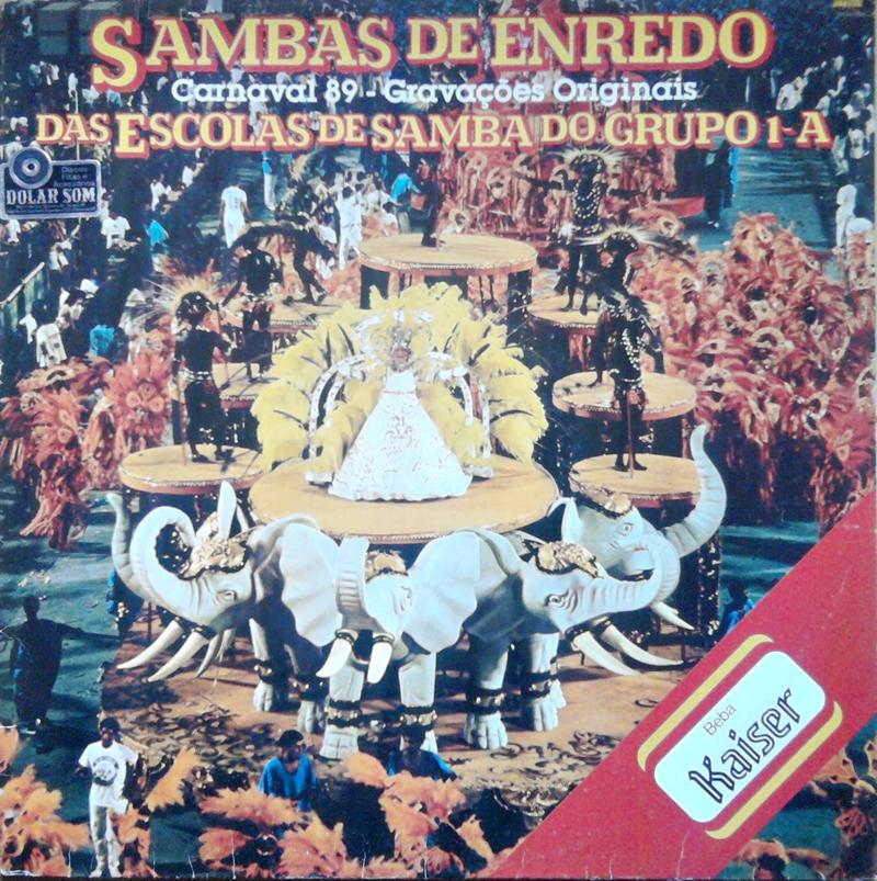 sambas enredo 1989