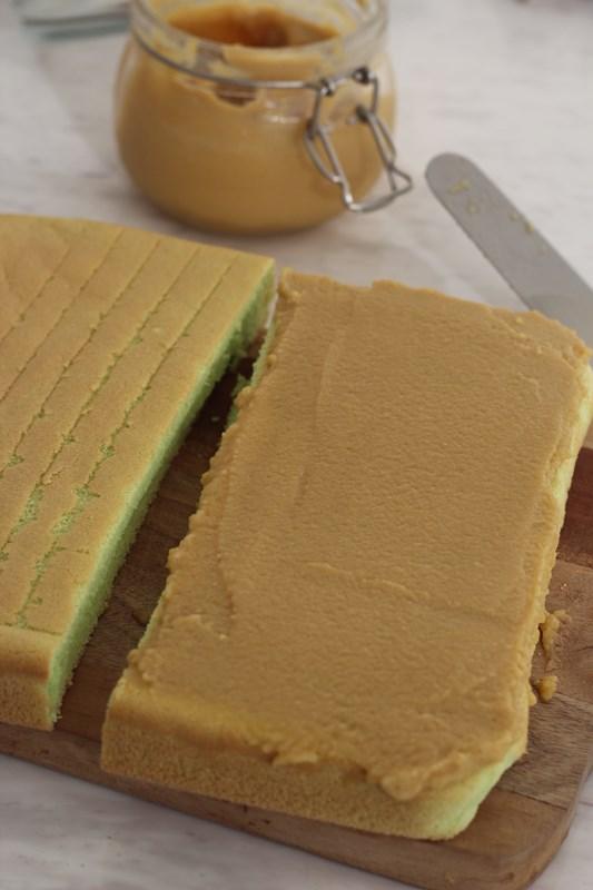 Sponge Sandwich Cake