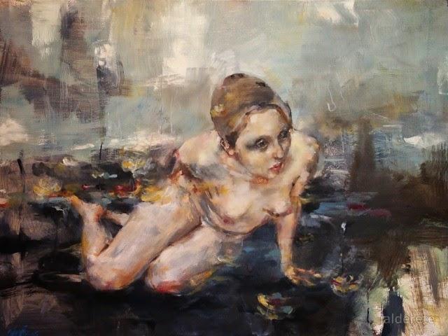 Одиночество и ностальгия. Jaclyn Alderete