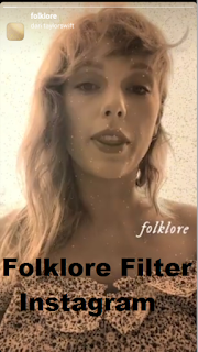 Folklore filter Instagram | How to get filter Folklore Instagram