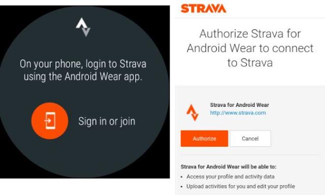 Como descargar e instalar STRAVA Wear OS