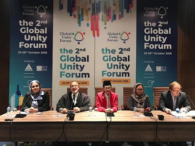 Ansor Gelar Pertemuan Internasional Bahas Perdamaian Dunia