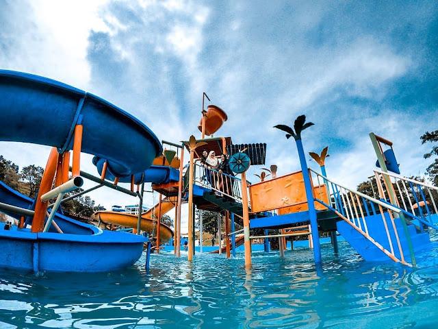 Harga Tiket Masuk dan Lokasi Diana Waterpark Barru Sulawesi Selatan