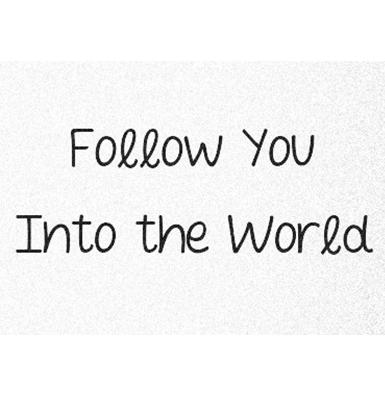 Follow you into world Font .itz For Vivo