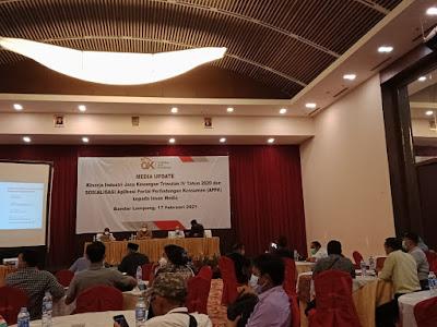 Di Tengah Pandemi Covid-19, Jumlah Investor di Pasar Modal Provinsi Lampung Meningkat 109,16%
