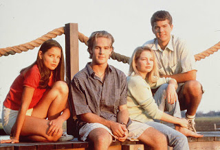 "Throwback Thursday - Dawson's Creek - Downtown Crossing - ""Little girls and their daddies"""