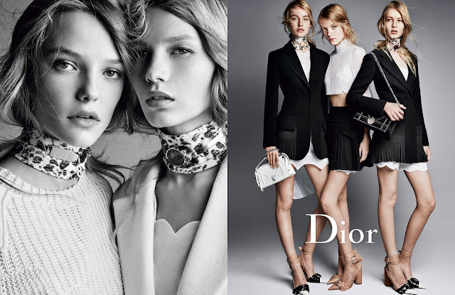 Dior's SS16 Ad Campaign and Video