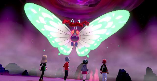 Pokémon Sword/Shield (Switch) tem megaevento na Wild Area com 22 formas Gigantamax