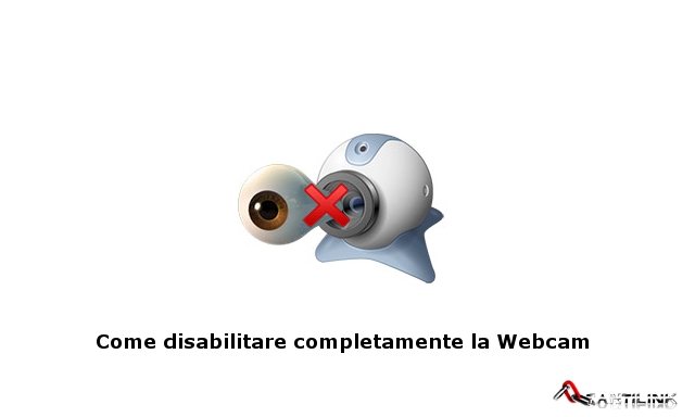 Webcam disabilitata
