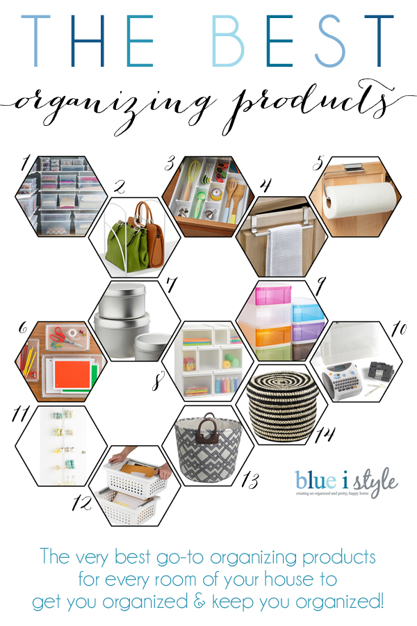 The Best Organizing Products