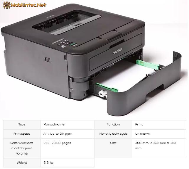 Brother Printer Laser Brother HL-L2360DN laser printer