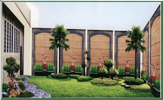 desain taman rumah minimalis terbaru - desain rumah minimalis