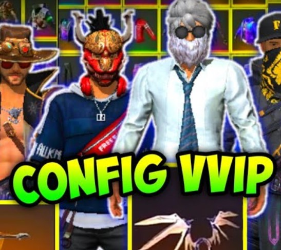 Config VVIP Free Fire
