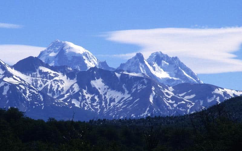 Monte Darwin | Chile