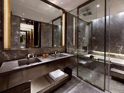 Desain Bathroom Hotel