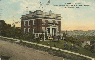 An image of U.S Weather bureau Department Of Agriculture,Foiuntain Heights