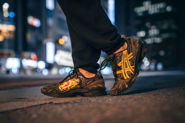 A BATHING APE × ASICS, Japanese Streetwear, Performance Collide, ASICS GEL-1090™ Sneaker, A BATHING APE, ASICS, ASICS Malaysia, Fitness, Fashion