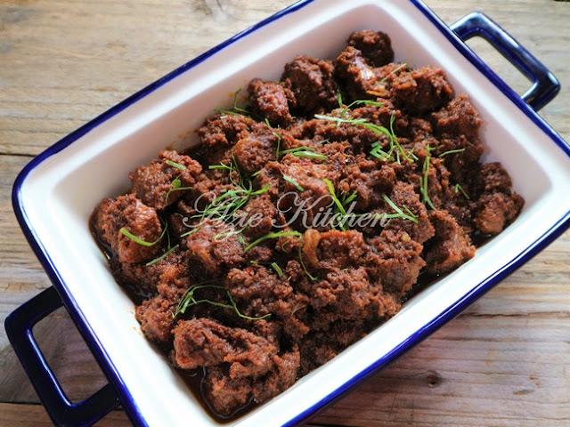 Rendang Daging Berempah A Keeper Recipe