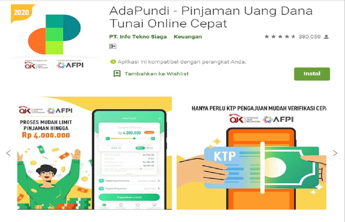 Aplikasi Pinjaman Online Terbaik Yang Sudah Di Awasi Ojk